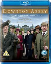 NEW - Downton Abbey: A Journey to the Highlands [Blu-ray] 5050582916263