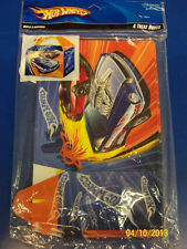 RARE Hot Wheels High Speed Race Car Racing Birthday Party Favor Treat Boxes *