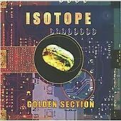 ISOTOPE Golden Section CD Cuneiform Soft Machine Weather Report Boyle Hopper