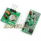 2pz Moduli RF 433MHZ Ricevitore + Trasmettitore per Arduino PC Telecomando