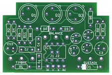 Buzzaround - Pro Fabricated PCB for DIY Stompbox Build