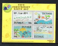 TUVALU MNH 2010 MS1396a 40TH ANV OF EARTH DAY