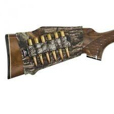 Mossy Oak CAMO neoprene Buttstock 6  RIFLE shell holder stock bullet  MO-NBRS-BM
