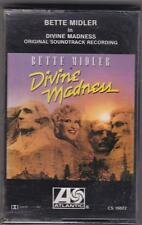 Bette Midler - Divine Madness Soundtrack Cassette NEW