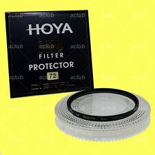 Genuine Hoya 72mm Digital HD Lens Protector Clear Filter