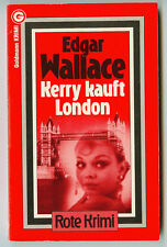 Edgar Wallace Kerry kauft London  Band 215 1980