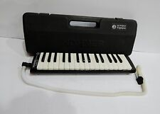 VTG MELODICA HOHNER STUDENT 32 WITH CASE GOOD WORKING CONDITION