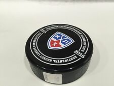 KHL official game puck. Season 2015-2016  RV
