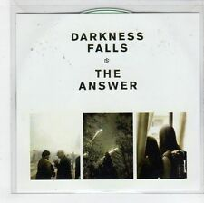 (GN311) Darkness Falls, The Answer - DJ CD