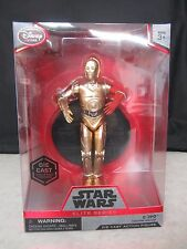 Star Wars ~ Elite Series C-3P0 Die-Cast Figure ~ 2015 Disney