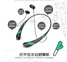 Hatsune Miku Vocaloid Bluetooth Wireless Headset Stereo Headphone Earphone Sport
