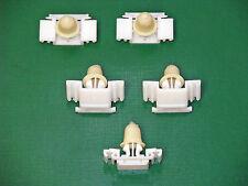 5 x Klammer Clips für Zierleiste Zierleistenklammer BMW 3er E36 NUR M-TECHNIK