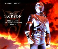 CDx2 - Michael Jackson - HIStory - Past, Present And Future (Book 1) MINT*SEALED