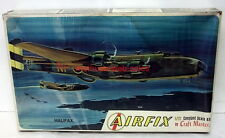 Airfix~1501~1:72~Handley-Page Halifax~WW2 RAF Bomber~Sealed Model Plane Kit