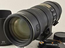 Nikon AF-S NIKKOR 70-200mm F2.8 ED VR G [NEAR N] from Japan (9564)