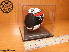 RANDY DE PUNIET MOTO-GP SHARK HELMET 1/5 2012 PULL&BEAR