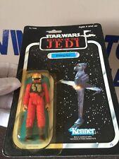 1983 KENNER vintage B-Wing Pilot 77 Back ROTJ return of the jedi Star Wars