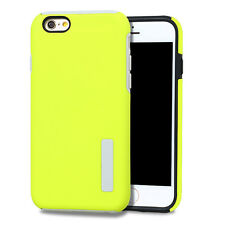 For Apple iPhone 4S 5S 6 6S Plus Hybrid Shockproof Hard Case Cover Protective