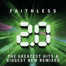 FAITHLESS - 2.0 - NEW VINYL LP