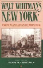 Walt Whitman's New York : From Manhattan to Montauk-ExLibrary
