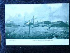 Early 1900's The Ensley Steel Plant in Birmingham, AL Alabama PC