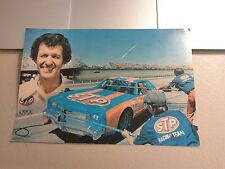 "2 Richard Petty Postcards Circa 1979 Olds STP 5"" x 7-1/2""  & 1992 Image"