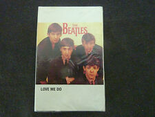 THE BEATLES LOVE ME DO TONIGHT ULTRA RARE CASSINGLE IN CARD SLEEVE!