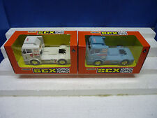 MATCHBOX SCX 1993  2 PACK DEAL 1/EA 83830.30 1/EA 83840.20 TRUCKS