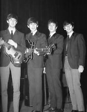 The Beatles Glossy Publicity Photo Music Print Picture 3692