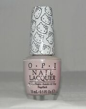 OPI HELLO KITTY BLOSSOMS~DREAMS OF SPRING~NAIL POLISH~NL H93~JAPAN LIMITED ED.