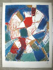 JACQUES GERMAIN Bauhaus Lithographie originale Dessau Ozenfant Albers Kandinsky