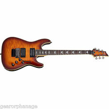 Schecter Omen Extreme-FR Vintage Sunburst VSB *NEW* Guitar + GIG BAG! Extreme FR
