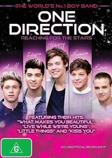 One Direction: Reaching for the Stars - The Next Chapter (DVD) NEW