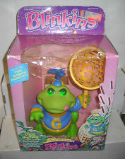 #5541 NIB Vintage LJN Blinkins Grog the Frog