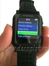MP4 Watch with TEXT Reader MP3 Music Video Player 4Gb Photo for Cheat EXAM Test