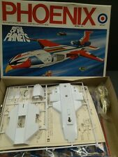 Entex BATTLE OF THE PLANETS Phoenix motorized model kit MIB Gatchaman II Japan