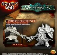 Avatars of War Lord of Pestilence w/ Weapon and Shield Chaos BNIB