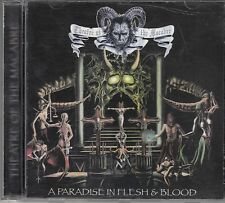 Theatre Of The Macabre ‎– A Paradise In Flesh & Blood, CD