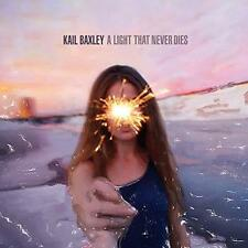 KAIL BAXLEY-A LIGHT THAT NEVER DIES-JAPAN CD F30