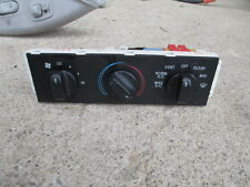 95 96 97 98 Grand Marquis Crown Victoria Climate Heater Control 4.6 V8 A/C PARTS