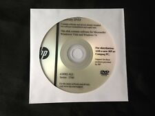 HP 2760 Driver Application CD DVD Disc