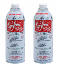 Motor Treatment by Sea Foam (SF-16) [2-Pack] Liquefies gum and varnish deposits