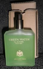 """Green Water"" for men by Jacques Fath 4.16 Oz. Spray tester"