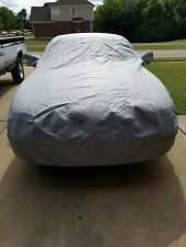 New 1974-81 Chevrolet Camaro 4-Layer Outdoor Car Cover - Gray