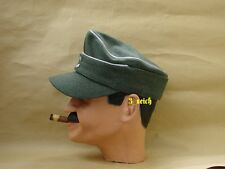 WWII German Wehrmacht Elite Officer's M43 Field Cap Repro
