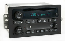 Chevy GMC 03-05 Truck Radio AM FM CD Player Upgraded w Auxiliary Input 10357894