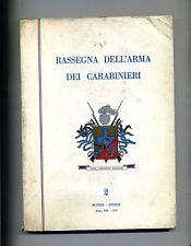 RASSEGNA DELL'ARMA DEI CARABINIERI # Anno XIX N.2 Marzo-Aprile 1971