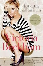 That Extra Half an Inch Hair Heels and Everything in Between by Victoria Beckham