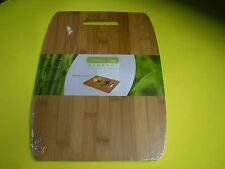 New ! Culinary Edge Bamboo Bread Cutting Serving Board Bamboo Bread Cutting