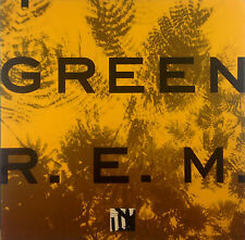 "12"" LP - R.E.M. - Green - k1675 - Original Inner Sleeve with Lyrics"